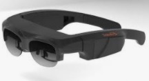 AR-bril ThirdEye X2 Mixed Reality Glasses augmented reality