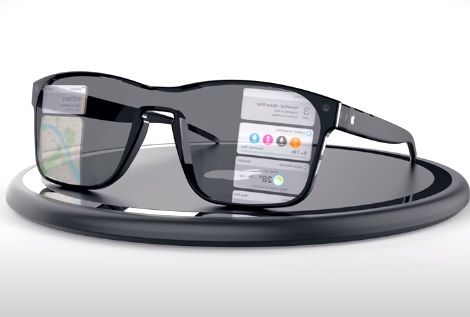 AR-bril Apple AR Glasses