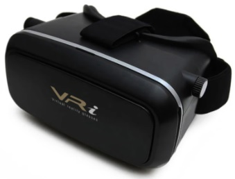 virtual reality bril evolution